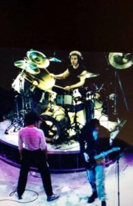 Kenney Jones live on stage