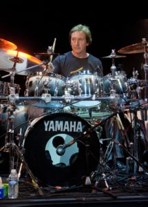 Kenney Jones - Yamaha kit