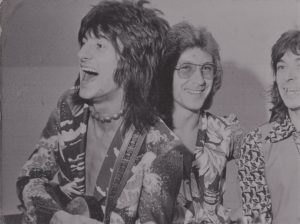 Ronnie Wood, Kenney Jones, Ian McLagan