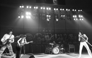 THE FACES - COBO HALL DETROIT MICHIGAN 1975