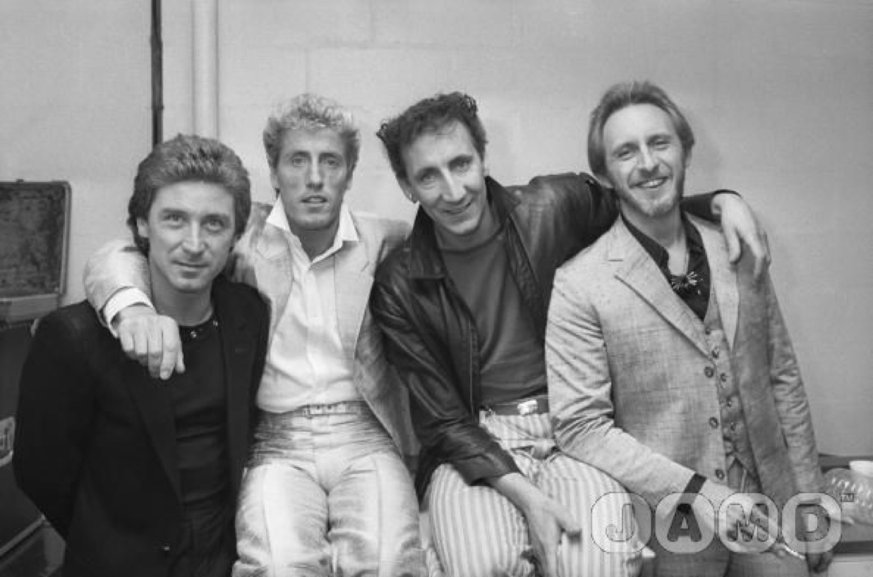 THE WHO - 1982 - NEW YORK