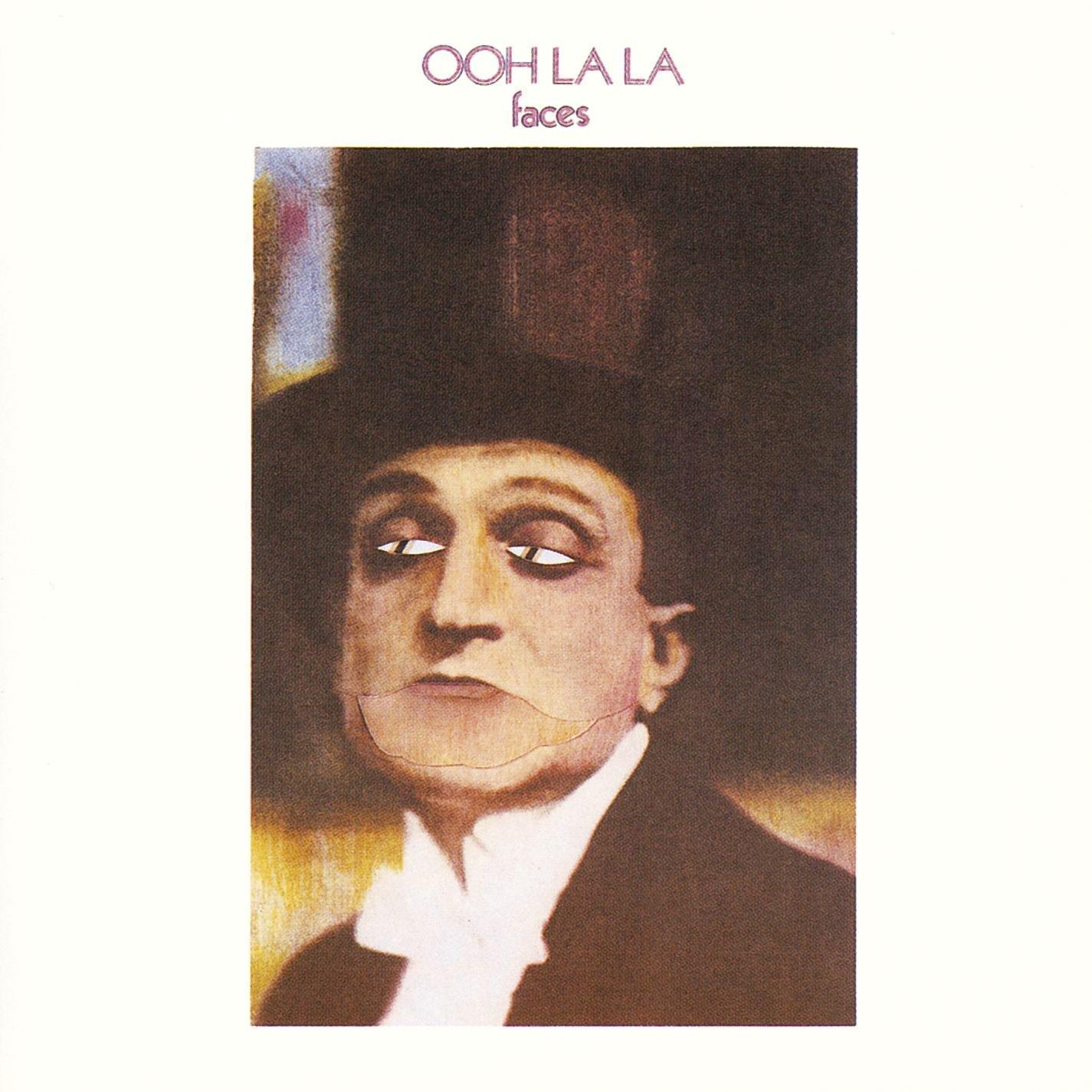The Faces - Ooh La La - cover