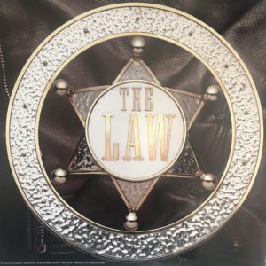 The Law - album cover