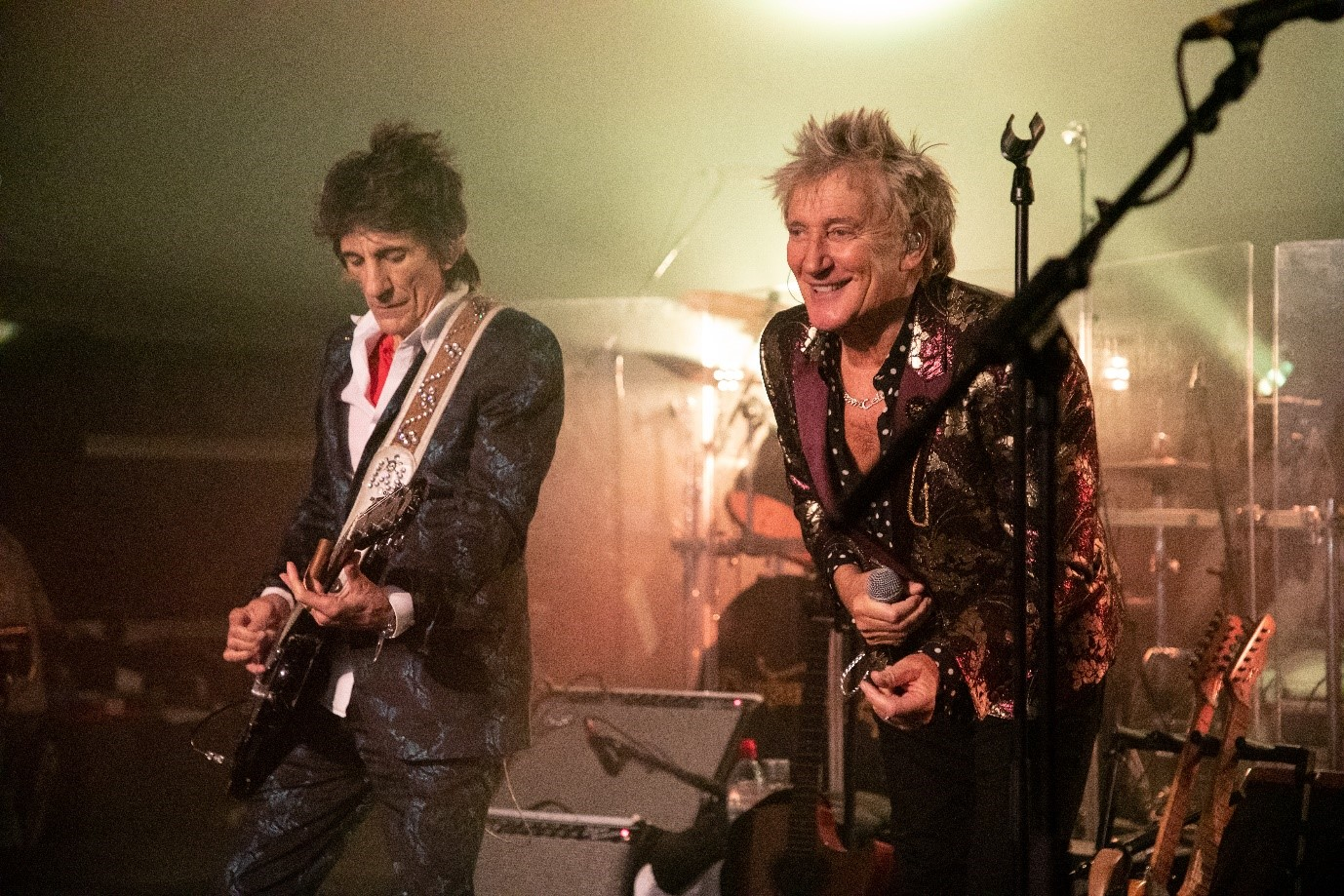 Rod and Ronnie 2019